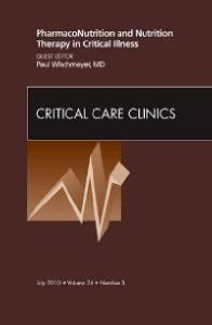 PHARMACONUTRITION AND NUTRITION THERAPY IN CRITICAL ILLNESS, AN ISSUE OF CR