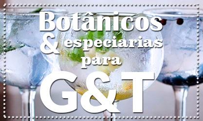 Kit de Especiarias para Gin Tônica