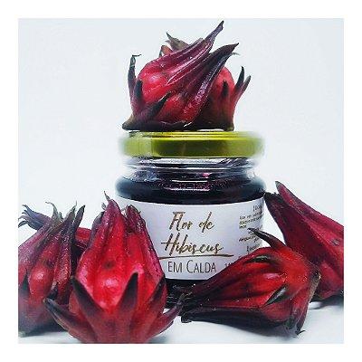 140g Flor de Hibiscus em Calda