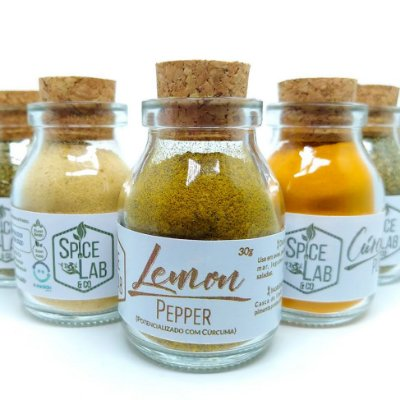 Lemon Pepper 30g | 60g