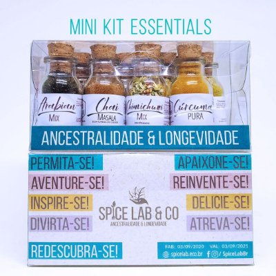 Mini Essentials Spices