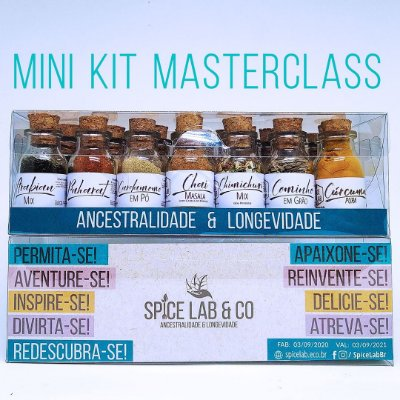 Mini Masterclass Spices