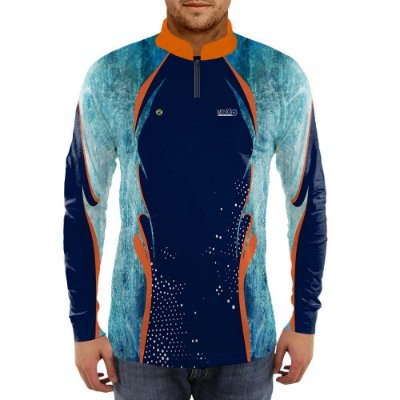Camiseta Aquamarine