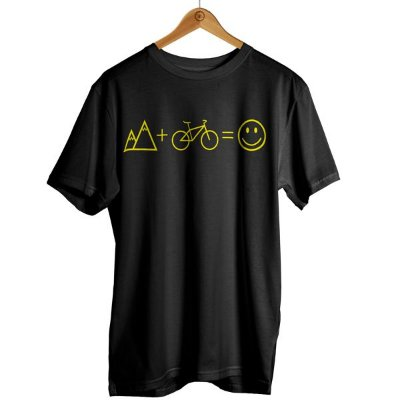 Camiseta Bicicleta - Calculo Mountain Bike