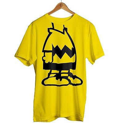 Camiseta Charlie Brown Corpinho