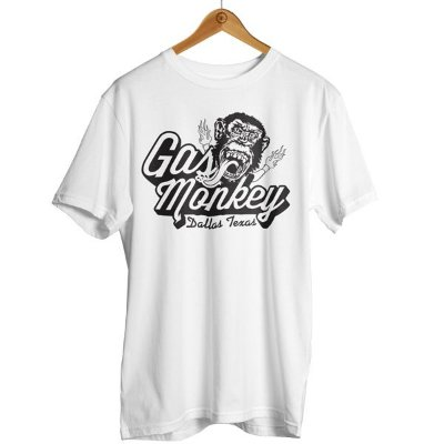 Camiseta GasMonkey - Dallas Texas