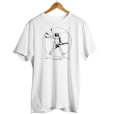 Camiseta Guitar Vitruviano