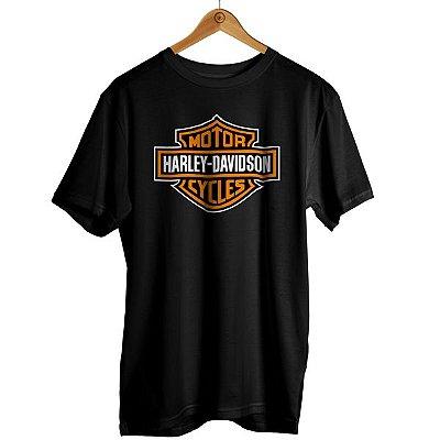 Camiseta Harley - Logo