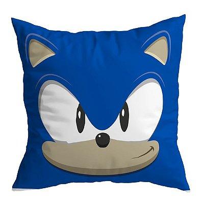 Almofada Sonic - Face