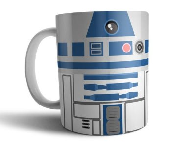 Star Wars - R2D2 - Caneca