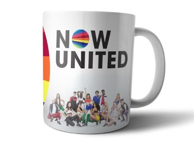 Caneca Now United - Logo