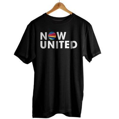 Camiseta Now United - Logo