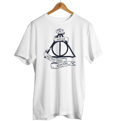 Camiseta Harry Potter - Relíquias After
