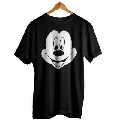Camiseta Mickey Disney - Face