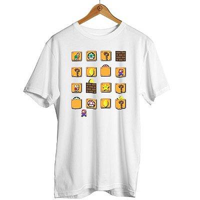 Mario - Cenário
