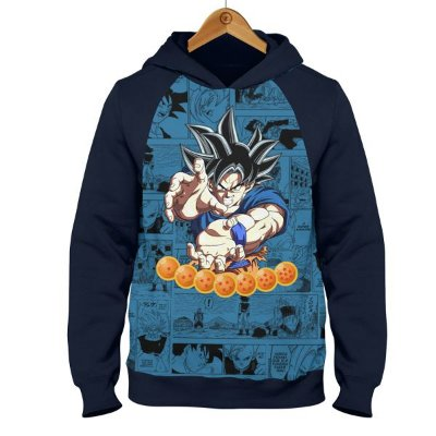 Moletom Goku