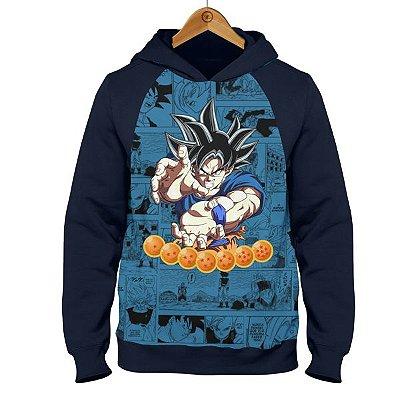 Moletom Dragon Ball - Goku - Esferas