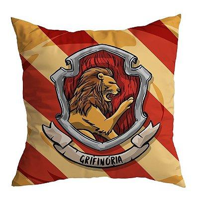 Almofada Harry Potter - Hogwarts - Grifinória