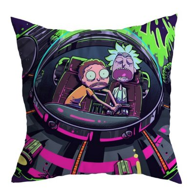 Rick and Morty - Nave