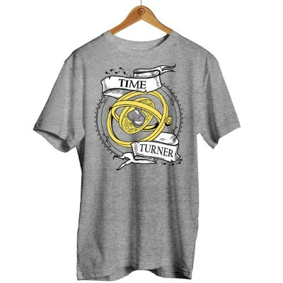 Camiseta Harry Potter - Vira Tempo