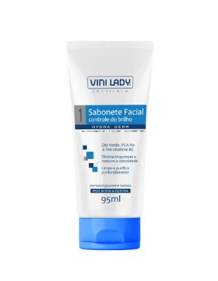 Sabonete Facial Controle do Brilho 95ml