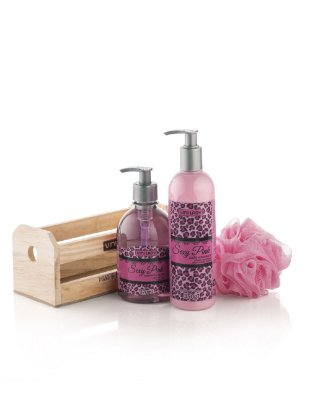 Kit Vini Lady Sexy Pink 13D