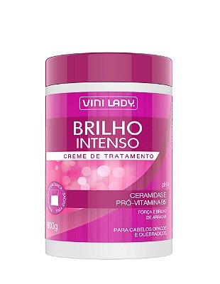 Creme de Tratamento Brilho Intenso Ceramidas e Pró-vitamina B5 900g