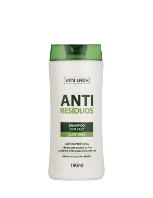 Shampoo Antirresíduos 190ml