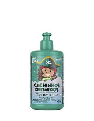 Creme de Pentear Vini Kids Cachinhos Definidos 290g