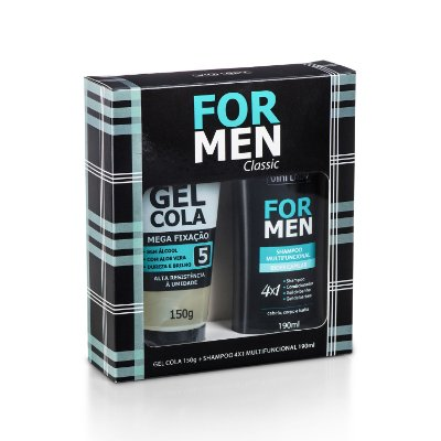 Kit Vini Lady For Men Classic