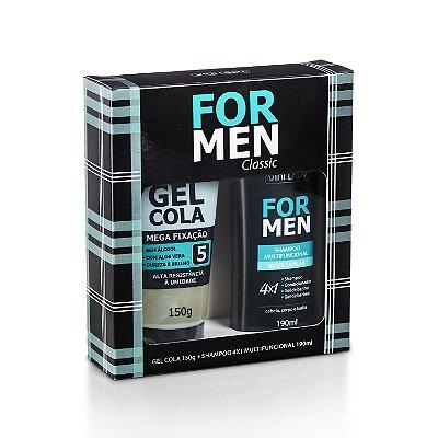 Kit Vini Lady For Men Classic