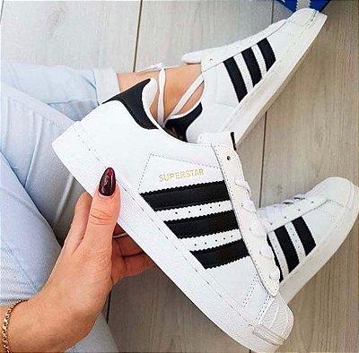 Tênis Adidas Superstar Clássico