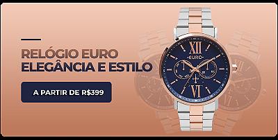 Relojoaria - EURO Feminino