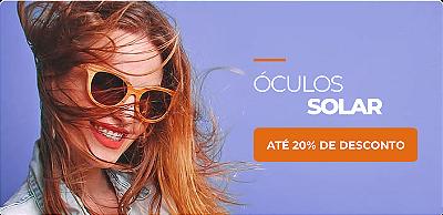 Ótica - Óculos Solar