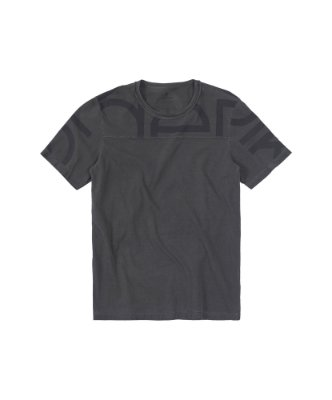 Camiseta Masculina Manga Curta Reverse Von der Volke - Preto