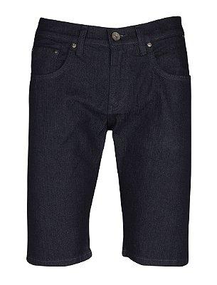 Bermuda Jeans Basis Dark Denim