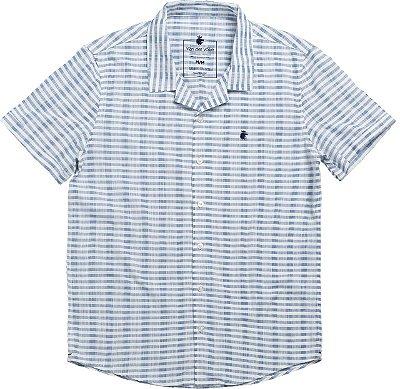 Camisa Rustic Stripes Branco