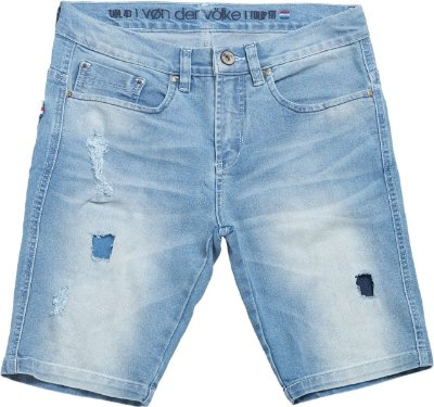 Bermuda Jeans Realiteit Light Denim