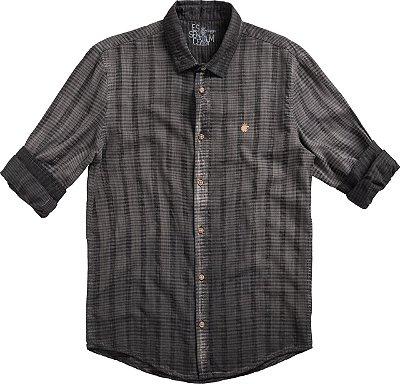 Camisa Dry Stripes Preto