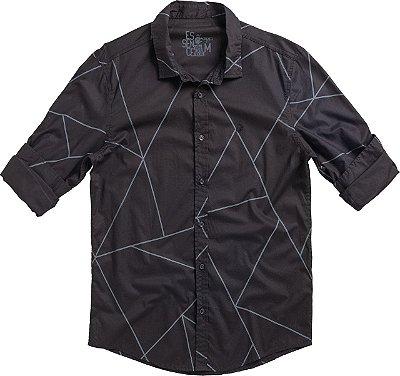Camisa Av Lines Preto