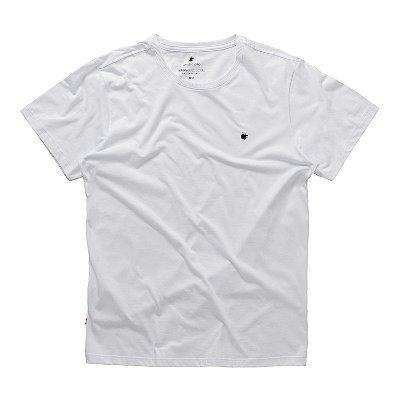 T-Shirt Basis Round Branco