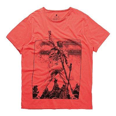 T-Shirt Volke Star Vermelho
