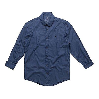Camisa Basis  Marinho