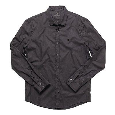 Camisa Basis Preto