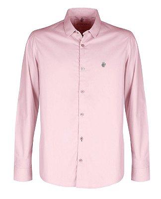 Camisa Basis Bl Rosa