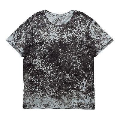T-Shirt Blue Ice Preto