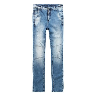 Calça Jeans Cut Medium Denim
