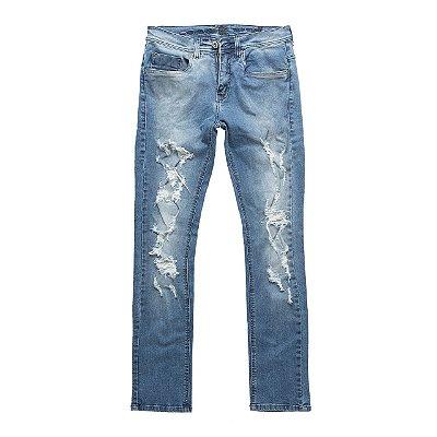 Calça Jeans Garten Light Denim