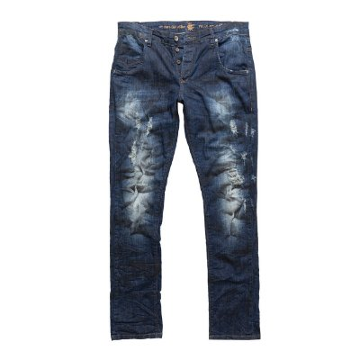 Calça Jeans Mozart Dark Denim