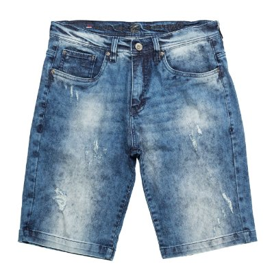 Bermuda Jeans Nederlands Medium Denim